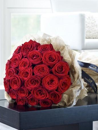 Luxury Grand Prix Rose Hand-tied