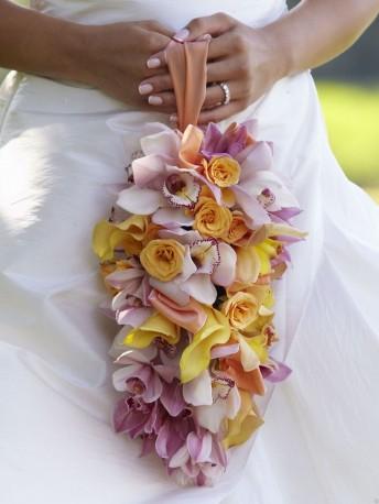 Exotic Elegance Bouquet