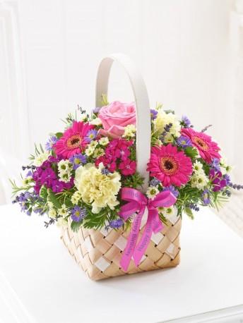 Happy Birthday Summer Basket