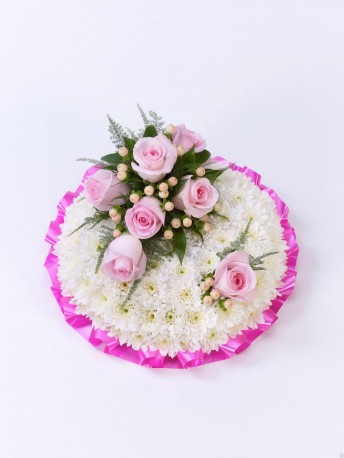 Posy Pink & White