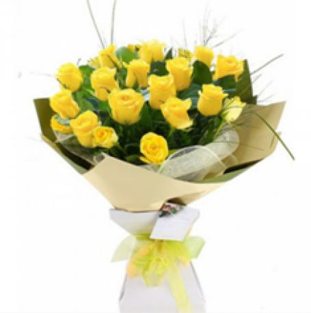 Heavenly Yellow kisses