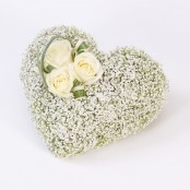 Heart Casket Adornment Heart Casket Adornment