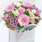 Pink Gift Bag