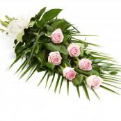 Simple Rose Sheaf Pink
