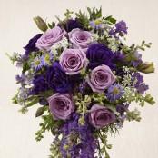 Lavender Garden Bouquet