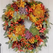 Autumn Enchantment Wreath